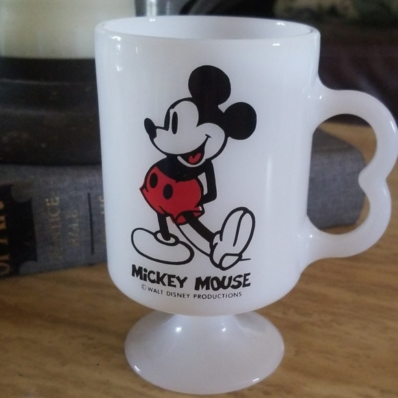 Vintage made in the USA Disney Mickey Mouse mug